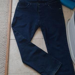 Diesel sorena straight leg jeans